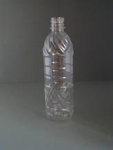 Пляшка 0,5 л, 1л.