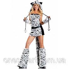 Костюм карнавальный - Белый тигр