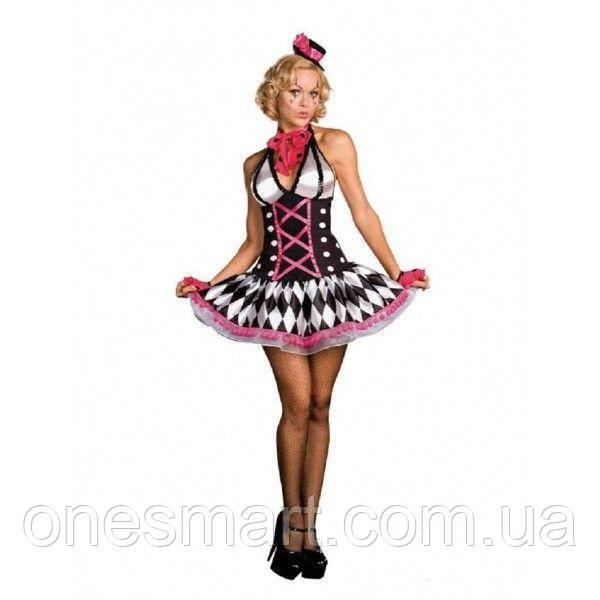 Карнавальный костюм Развратный клоун