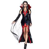 Карнавальный костюм девушки Дракулы, фото 3