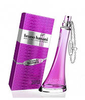 Bruno Banani not for everybody made for women edt 75ml (лиц.)