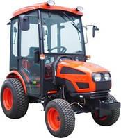 Трактор 22 л.с. KIOTI СK-22HCAB (Мини-трактор с кабиной и с АКПП)
