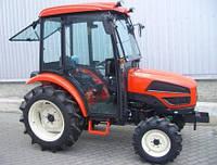 Трактор 35 л.с. KIOTI СK-35CAB (с кабиной и с механической КПП)