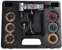 Угловая пневмашлифмашина  SM-562K для борфрез