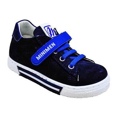 Кроссовки синего цвета для мальчика, MINIMEN 30 размер