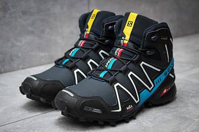 Зимние ботинки Salomon Speedcross 3 M&S Contagrip, темно-синий (30184),  [  41 (последняя пара)  ]