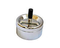 Пепельница для сигарет 02120, д=9см, глянцевый