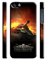 Чехол world of tanks на IPhone 4/4s/5/5s/6/6 плюс