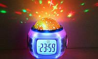 Годинник - проектор зоряного нічного неба 1038 світильник