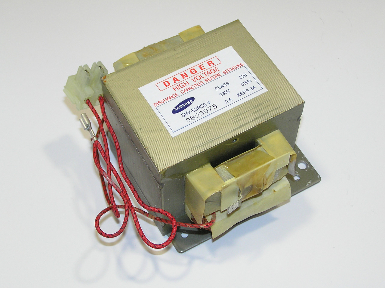 Трансформатор для микроволновой печи 700W