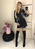 Платье  женское 020-2  Р.-р. S