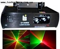 Дискотечный лазер LS-C130RG