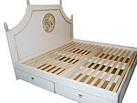 Двуспальная кровать Талисман (с ящиками)