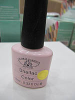 Гель-лак Global Fashion Shellac №1, 10 мл