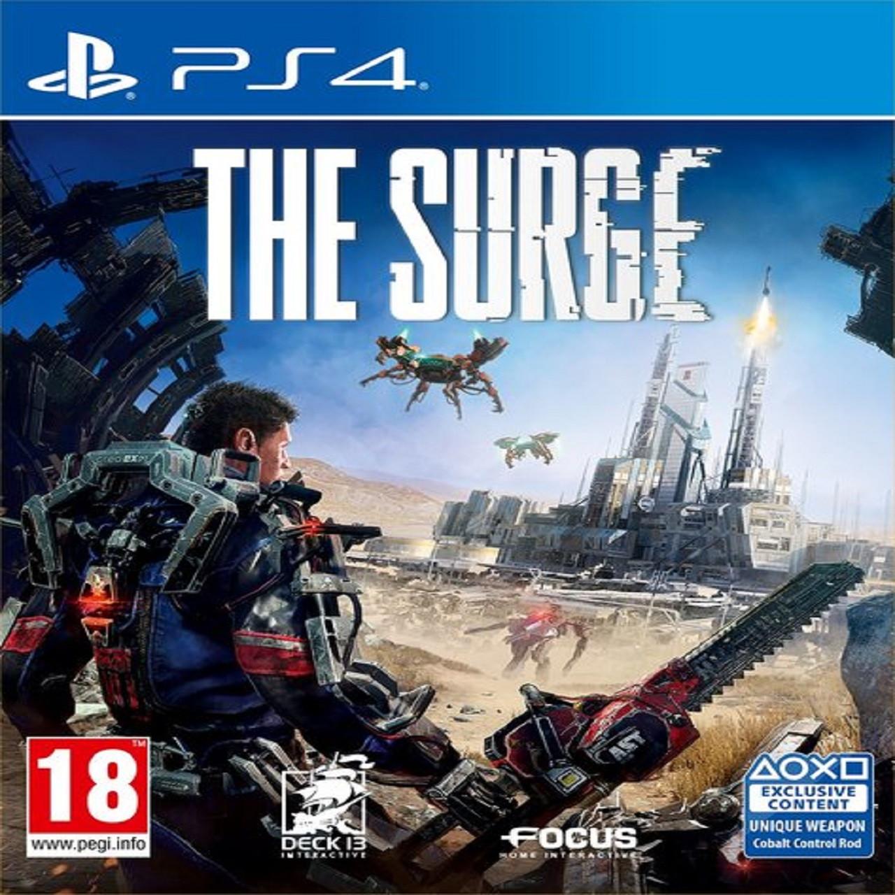 The Surge (російська версія) PS4 (Б/В)