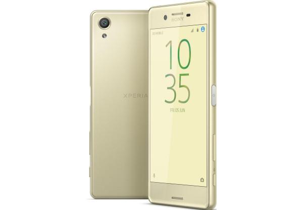 Смартфон Sony Xperia X Dual F5122 (Lime Gold)