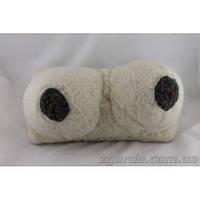 Подушка шерстяная декоративная