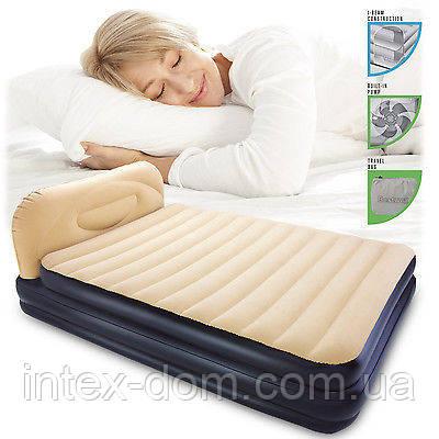 Надувная кровать Bestway 67483(226х152х74 см)