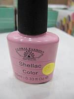 Гель-лак Global Fashion Shellac №3, 10 мл