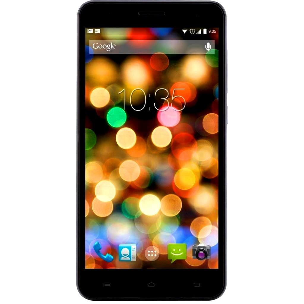Смартфон Nomi i504 1/8Gb Black Камера 8/2 МП