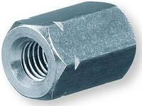 Гайка втулка шестигранная удлиненная DIN 6334