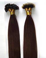 Натуральные европейские волосы на плоской капсуле
