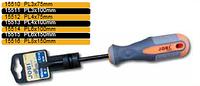 Отвертка РL 3-75мм- JOBIPROFI, Д15510