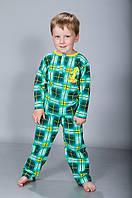 Пижама для мальчика (арт.1309 клетка)