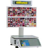 Весы торговые электронные с чекопечатью Digi SM-300BS