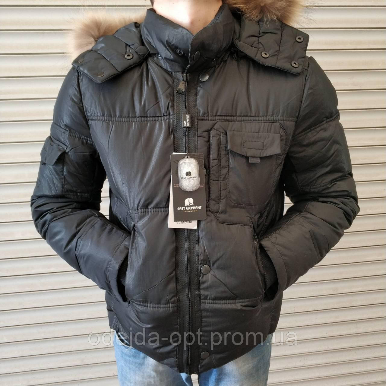 Куртка чоловіча зима-Пух 44-52р к-сть Обмежена
