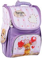 Рюкзак школьный для девочки Kite Popcorn the Bear