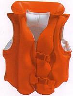 Детский надувной жилет Intex 58671, 50*47 см, от 3 до 6 лет