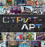 Стрит-арт. За свободным искусством по миру (ITD000000000831586)
