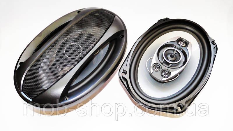 Автомобильные колонки динамики Proaudio PR-6993 600W Овалы