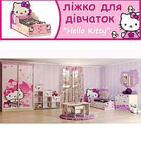 """Детская мебель для девочки """"Китти"""", фото 1"""