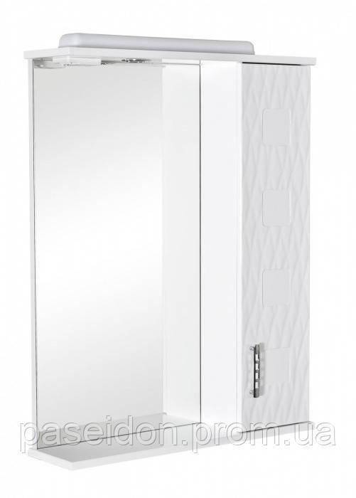Зеркало с подстветкой АкваРодос «Ассоль 65» (R)
