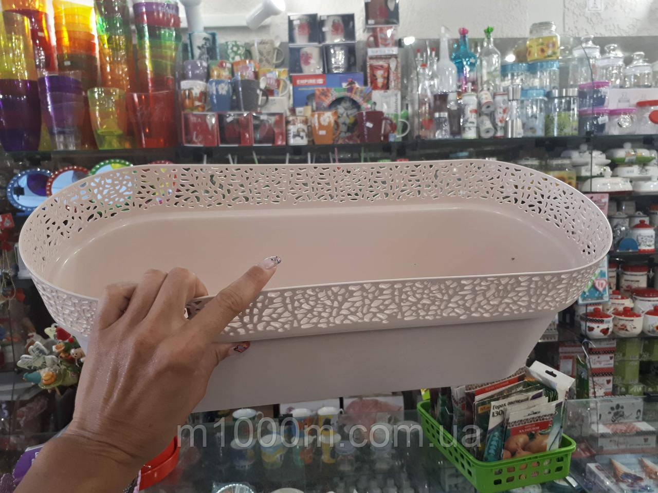 Балконный ящик Росса  50 см