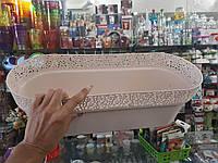 Балконный ящик Росса  50 см, фото 1