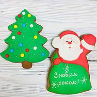 """Пряничный набор """"Тайна Деда Мороза"""""""