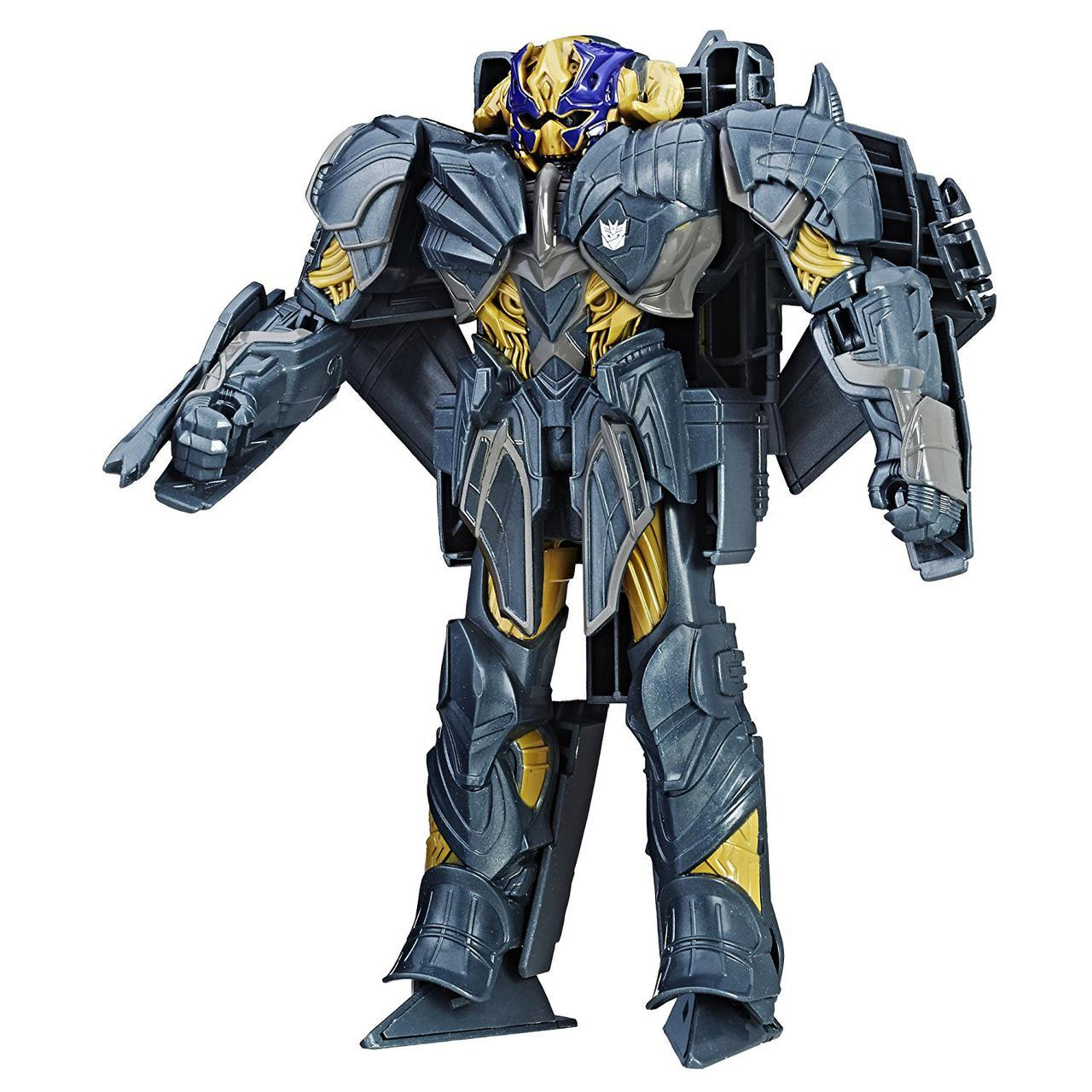 Трансформер Мегатрон 18 см Transformers MV5 Turbo Changer Megatron Action Figure Hasbro C2824