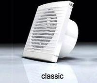 Настенный вытяжной вентилятор Dospel PLAY CLASSIC 100 S НА ШАРИКО ПОДШИПНИКЕ (007-3600)