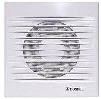 Настенный вытяжной вентилятор Dospel STYL 100 S-Р с обратным клапаном (007-0001P)