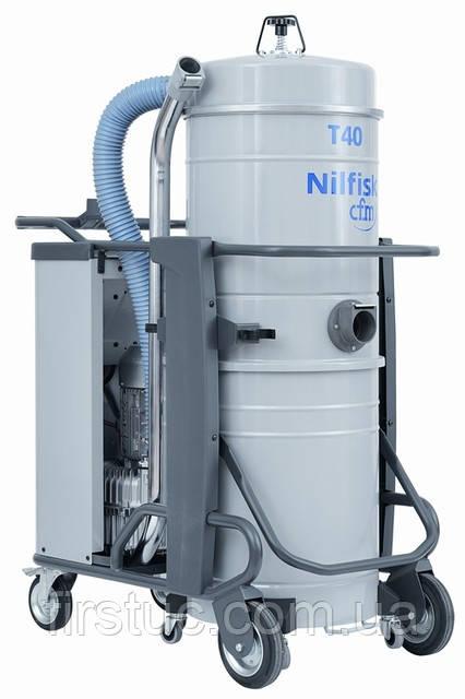Промышленный пылесос T40