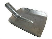 Лопата совковая молотковая Арма (серая)