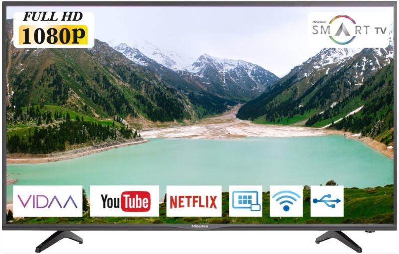 Телевізор LED Hisense 39N2170PWS