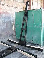 Стойки для транспортировки стекла в ящиках