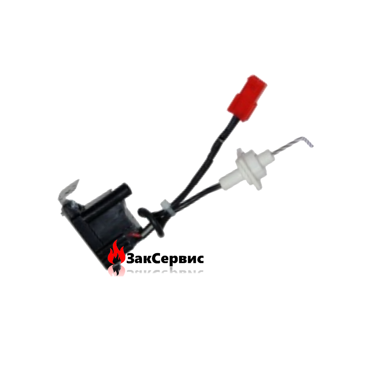 Трансформатор + электрод розжига на газовую колонку Ariston MARCO POLO GI7S FFI 65152148