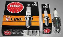 Свеча зажигания NGK VL-02 BPR6E (Lanos, Lada)