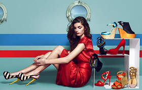 Жіноча літнє взуття