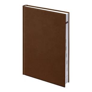 Ежедневник недатированный А5 Brunnen TORINO Агенда коричневый, фото 2